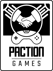 Paction Games logo
