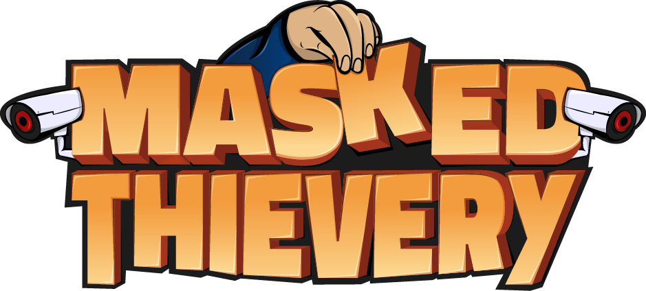 Official logo for Masked Thievery